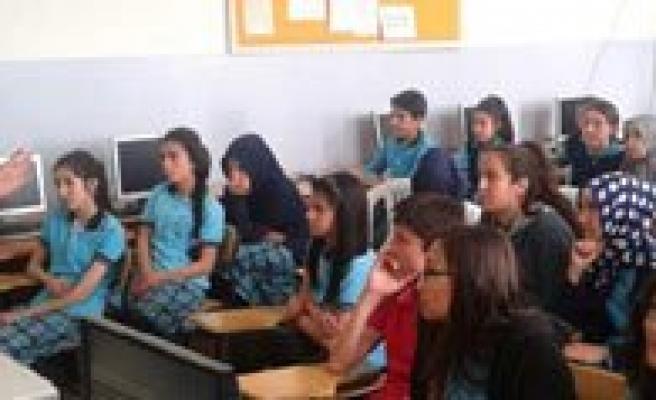 Ibn-I Sina Mesleki Ve Teknik Anadolu Lisesi'nin Okul Tanitim Etkinlikleri Devam Ediyor