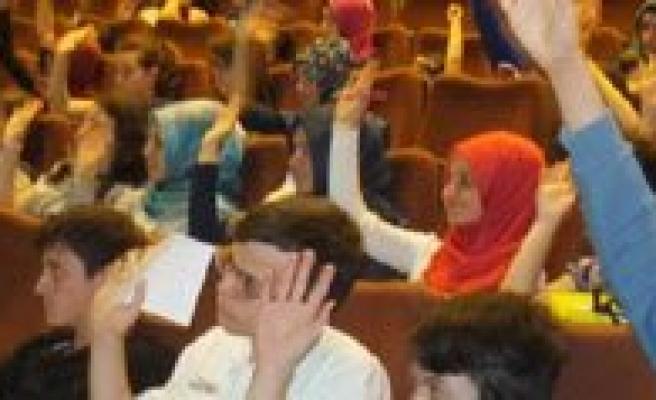 Karaman'da Sira Disi Anlama Yöntemleri Semineri Yapildi