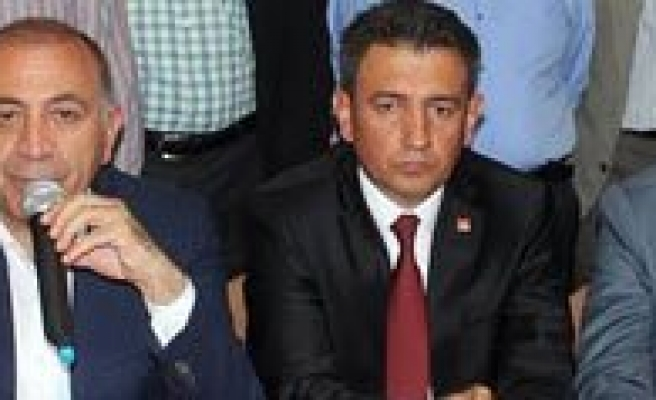CHP Genel Sekreteri Tekin Karaman'da