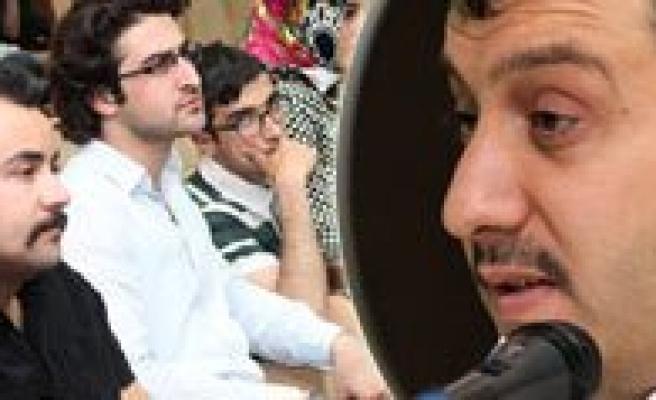 KMÜ'de Türkiye-Iran Iliskileri Konusuldu