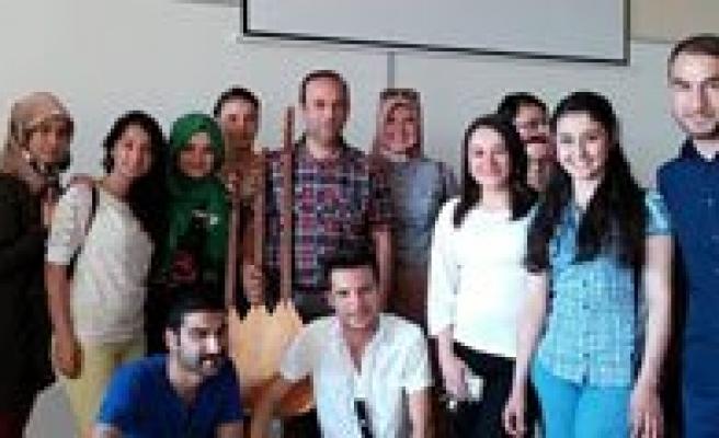 Âsik Onguni Kmü Edebiyat Fakültesine Davet Edildi