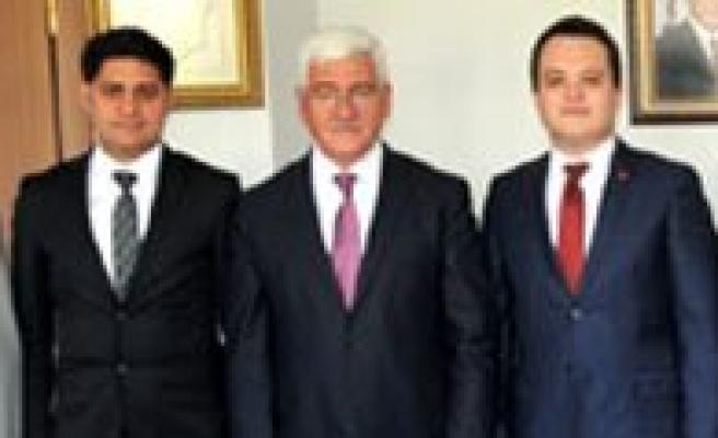 """TYDTA Baskani Ermut: """"Karaman'a Istihdam Saglayacak Yatirimlari Çekmek Için Çalisacagiz"""""""