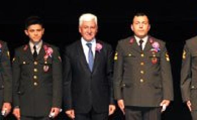Jandarma Teskilati 176'nci Yasini Kutluyor