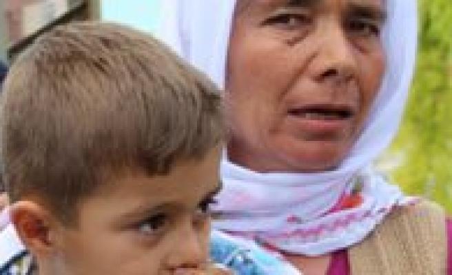 Sehit Madenci Ailelerinin Tepkisi Dinmiyor