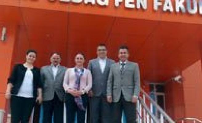KMÜ Kamil Özdag Fen Fakültesi Matematik Bölümü Hedefine Dogru Ilerliyor