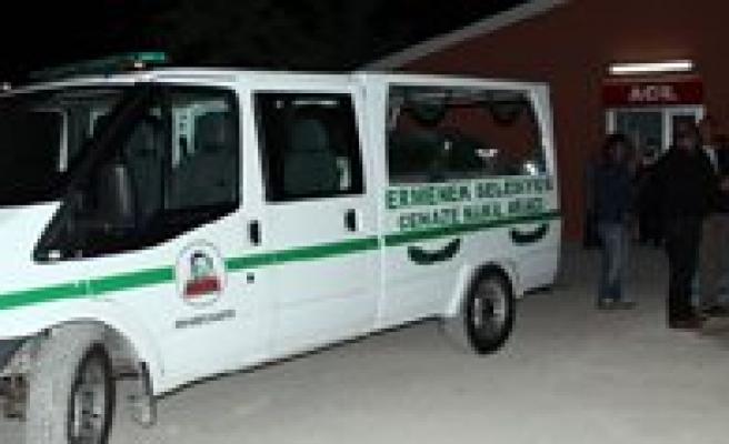 Ermenek'te Öldürülen 5 Kisinin Cenazesi Adli Tiptan Alindi