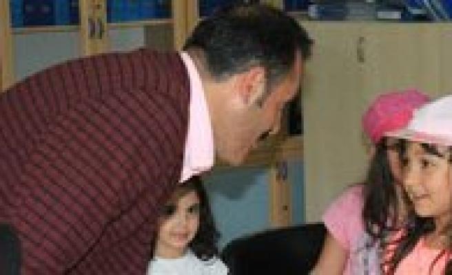 """Spor Il Müdürü Kisacik: """"Çocuklar Gelecegimizin Teminatidir"""""""