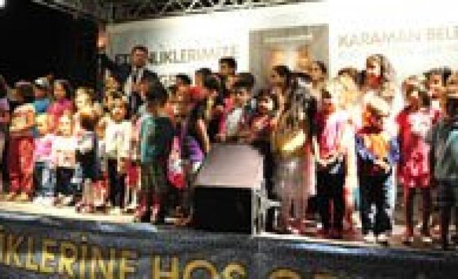 Ibrahim Cusan Ve Mesut Simsek Konser Verdi