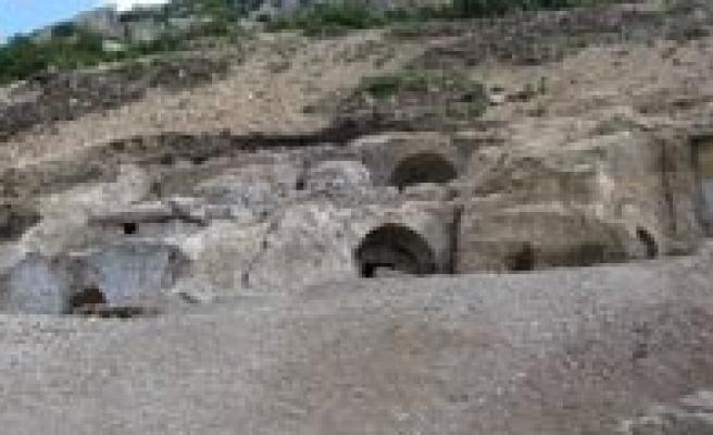 Antik Kent Kazi Çalismalari Ile Gün Yüzüne Çikti