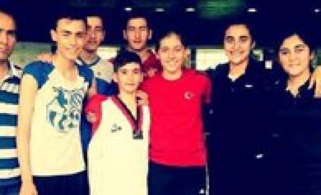 Karaman Taekwondo'da Dünya Sampiyonasinda