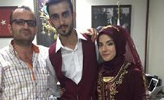 Dügünpark Sehit Ve Gazi Ailelerine Jest