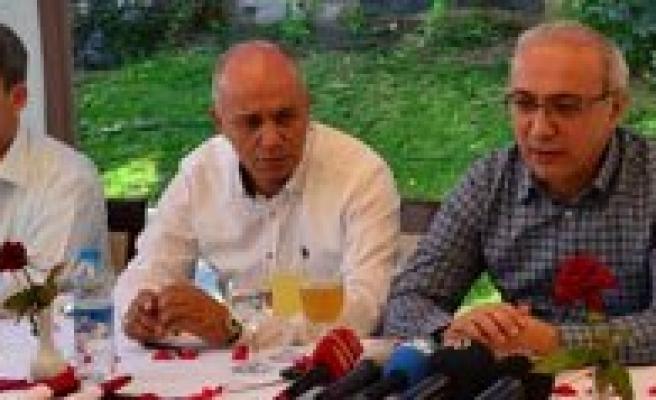 Seçimlerden Sonra Ilk Kez Karaman'a Geliyor