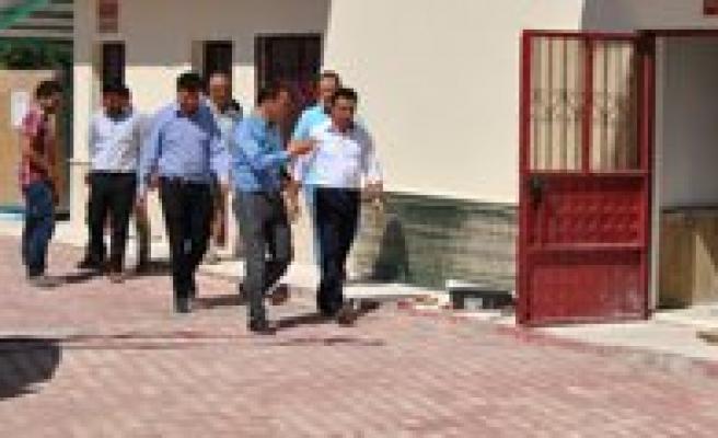 Karaman'da Saglik Yatirimlari Yerinde Incelendi