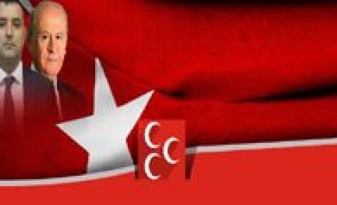 MHP Merkez Ilçe Baskani Ünüvar: Teskilatimiz Tüm Kademeleri Ile Sahaya Iniyor