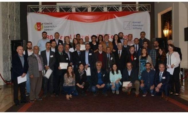 TGC Başkanı Turgay Olcayto: Gazeteciler Birbirlerini Hedef Göstermemeli