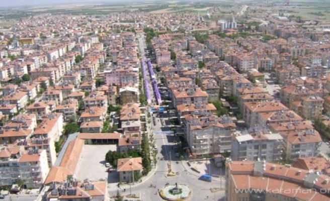 Haziran Ayında Karaman'da 223 Konut Satıldı