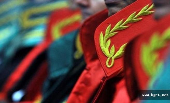 Karaman'da Gözaltına Alınan Kadın Hakim Tutuklandı