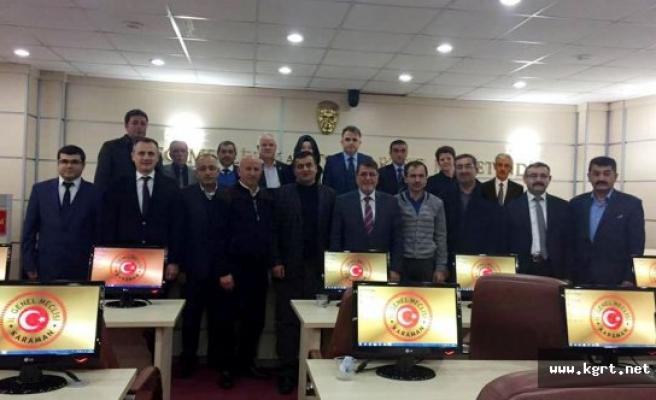 Karaman İl Genel Meclisinin Bütün Üyeleri Darbe Karşıtı Ortak Bildiri Yayınladı