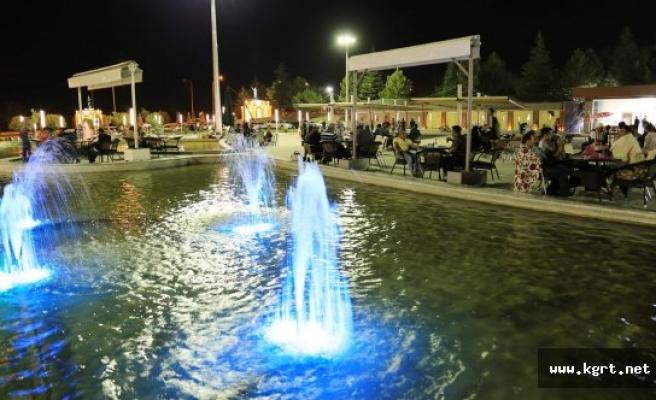 Karaman'ın Gözde Mekanı Prof. Dr. Necmettin Erbakan Parkı