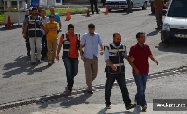 Karaman'da FETÖ Operasyonuna 2 Tutuklama