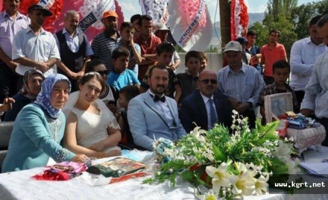 Sarıveliler Belediye Başkanı Hayri Samur'un Mutlu Günü