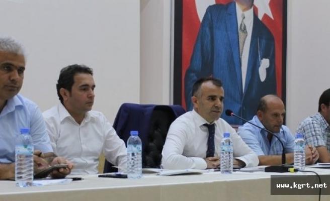 """Sultanoğlu: """"Bizim Görevimiz Kaliteli Ve Donanımlı Bireyler Yetiştirmektir"""""""