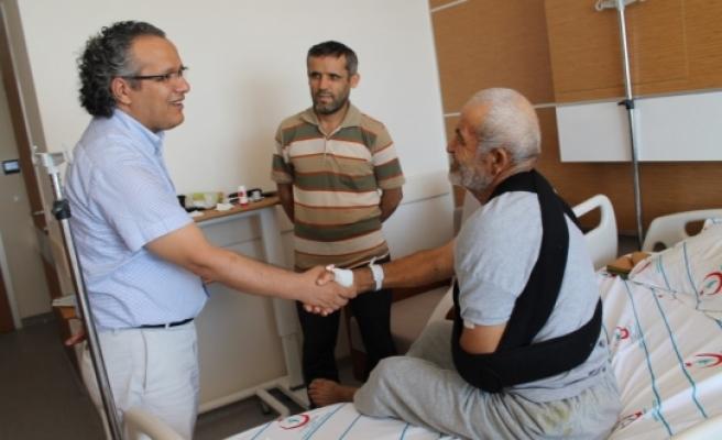 Ermenek Devlet Hastanesi Açılışa Hazırlanıyor