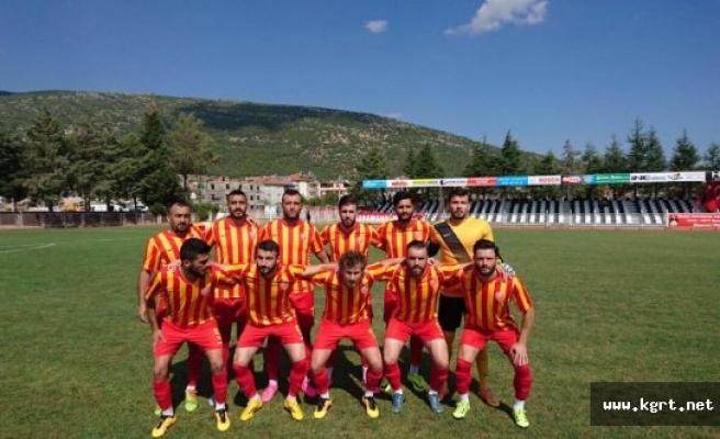 Karaman Belediyespor Ziraat Türkiye Kupası Maçına Çıkıyor