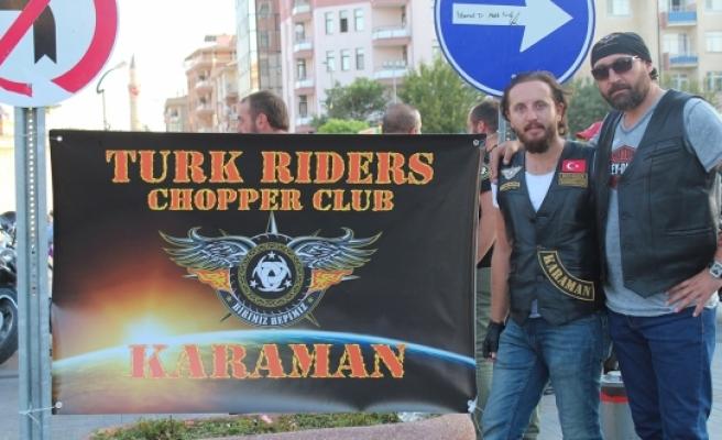 Karaman'da da Şubeleri Oldu