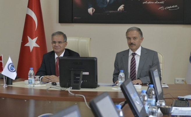KMÜ'de Güvenlik Koordinasyon Toplantısı Yapıldı