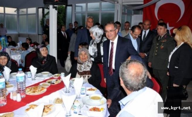 Vali Tapsız: Gazilerimize Çok Şey Borçluyuz