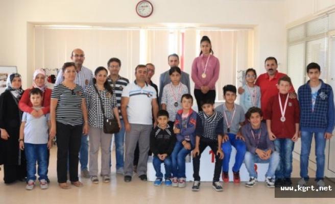 Ahilik Haftası Satranç Turnuvası Sona Erdi