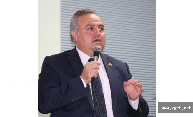 AK Parti Milletvekili Dr. Recep Şeker'in Ahilik Haftası Mesajı