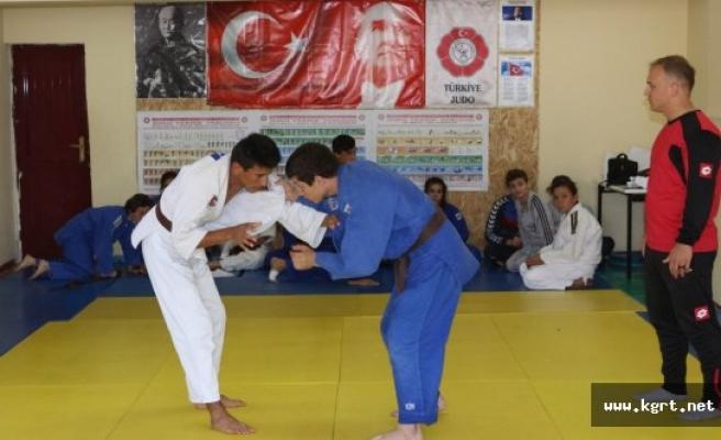 Amatör Spor Haftası Judo Müsabakaları Sona Erdi