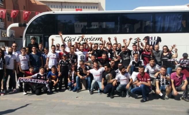 Beşiktaşlılar Derneği'nden Kan Bağışı Kampanyası