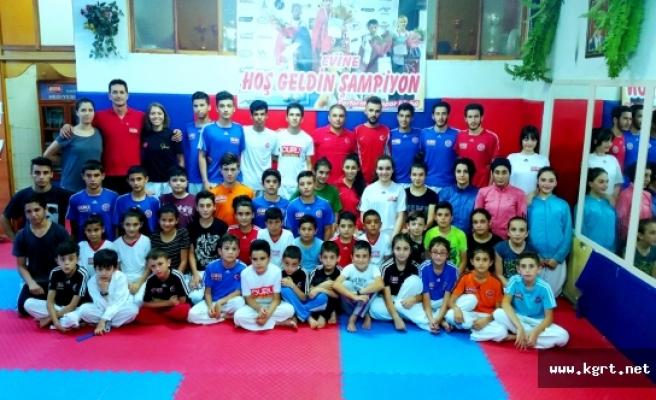 Gençlerimiz Türkiye Şampiyonasına Hazır