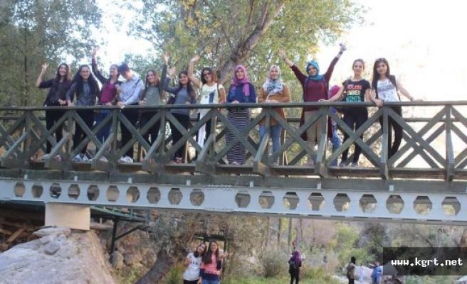 Gençlik Merkezi Üyeleri Aksaray'ı Gezme Fırsatı Buldu