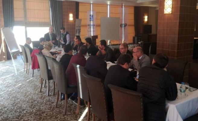Girişimcilik Ve Yenilik Toplantısının Üçüncüsü Karaman'da Yapıldı