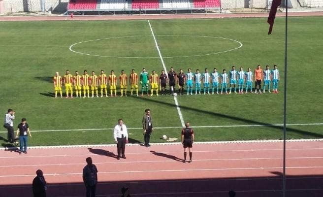 Karaman Belediyespor Ligdeki İlk Maçında Hezimete Uğradı
