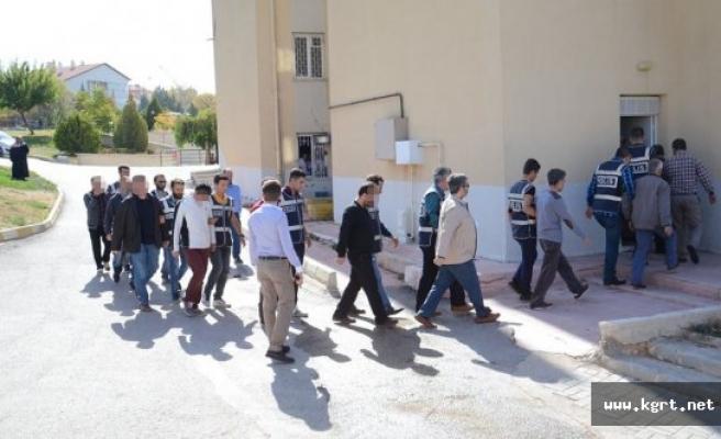 Karaman'da 1 Öğretmen Tutuklandı