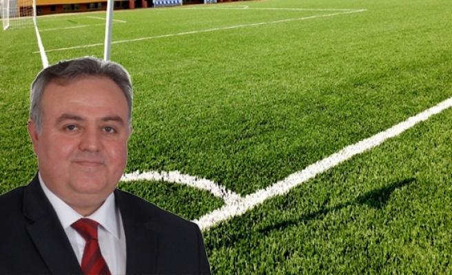 Kazımkarabekir, Güneyyurt Ve Sudurağı'na Sentetik Çim Yüzeyli Futbol Sahası Müjdesi