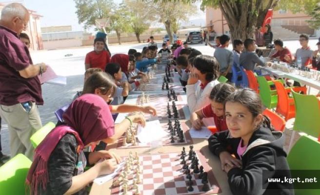 Kazımkarabekir'de Amatör Spor Haftası Kutlandı