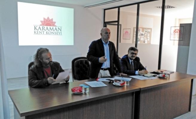 Kent Konseyi Yeni Yönetimi İle İlk Toplantısı'nı Gerçekleştirdi