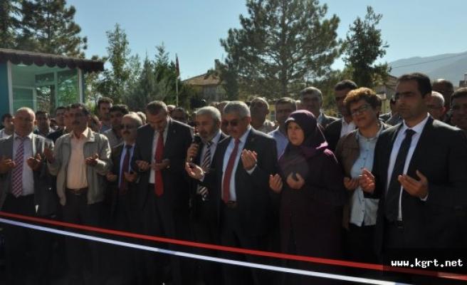 Kâzımkarabekir Belediye Başkanı Alanlı Çalışmalarını Anlattı