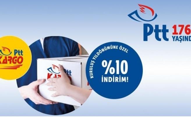 PTT 176 Yaşında
