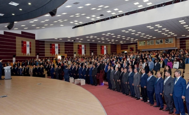 Uluslararası IV. KOP Bölgesel Kalkınma Sempozyumu Başladı