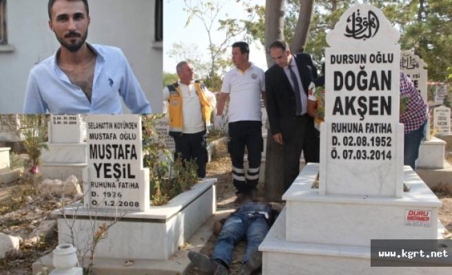 Uzman Çavuş, Dedesinin Mezarının Başında Canına Kıydı