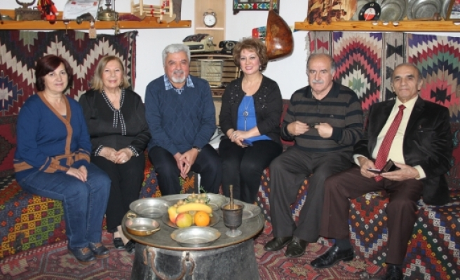Bardakçı ve Öztaş'tan KGRT'ye Ziyaret