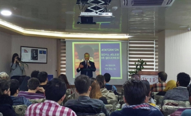 İKEV Bursiyer Öğrencilerle Yıllık Olağan Tanışma Toplantısını Yaptı