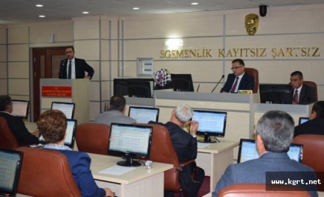 İl Genel Meclisi'nin 2017 Yılı Bütçe Görüşmeleri Bitti